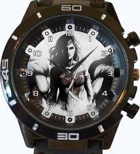 Wonder Woman Comic Style New Trendy Sports Series Unisex Gift Watch