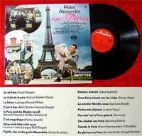 LP Peter Alexander in Paris (Ariola 74 605 IU) D 1966