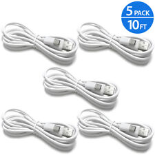 5x OEM Samsung USB-C Cable Type C Charger For Galaxy S8 S9 S10 Plus Note 8 9 10