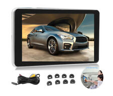 1080P Universal 9in Car Digital LCD Screen 1W Headrest Hanging Monitor TV Player