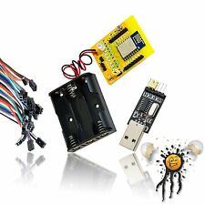 IoT Beginner Set ESP8266 ESP-12 32Mbit + USB/TTL UART Konverter + Kabel komplett
