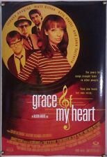 GRACE OF MY HEART DS ROLLED ORIG 1SH MOVIE POSTER ILLEANA DOUGLAS (1996)