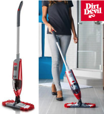 Dirt Devil Vacuum Dust Cordless Bagless Stick Microfiber Swipes Washable Pad NEW