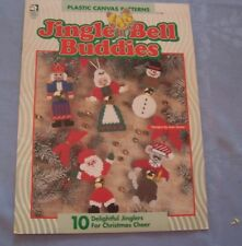 House of White Birches Plastic Canvas Patterns JINGLEBELL BUDDIES 181029