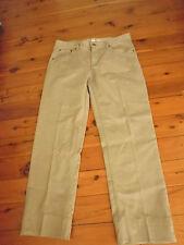 BOY'S NICE BEIGE COTTON CASUAL/ SMART PANTS BY NAUTICA KHAKI - SIZE 4 -AGE 10+