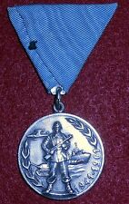 XM73 Yugoslavian medal for twenty years in the National army 1941-1961