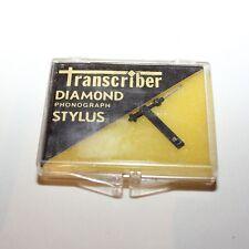 Transcriber #91 Diamond Phonograph Stylus Needle - Tetrad 13D