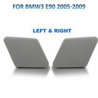 BMW Copertina Faro Copri Foro Lavafari Destro sinistra Fits BMW 3 E90 2005-2009