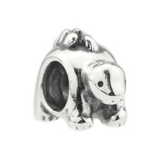 Guaranteed Genuine .925 Sterling Authentic Silver Charm Pangolin