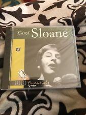 Carol Sloane - Ballad Essentials (CD, Concord Jazz 2001 - USA ) Brand New
