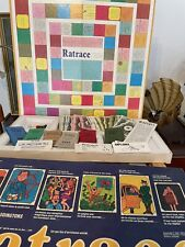Ratrace Board Game House Of Games Waddingtons Vintage