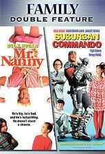Mr. Nanny / Suburban Commando (Family Double Feature)