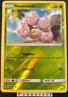 Carte Pokemon NOEUNOEUF 4/111 REVERSE Soleil et Lune 4 SL4 FR NEUF