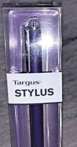 Targus AMM0122TBUS Stylus for Tablets and Smartphones (Purple)