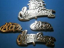 West Coast Customs car vehicle decal and radiator grill badge kit