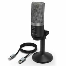 Mikrofone Studiomikrofon PC USB Mikrofon für Computer (Mac, Windows) Kondensator
