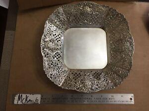 Vintage Christoph Widmann 800 Silver Bowl