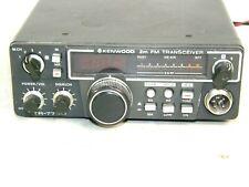 KENWOOD TR-7730 2M FM RADIO TRANSCEIVER Japan