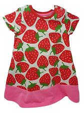 Ex Mini Boden Tunic Dress in Strawberry Design 2 - 7 yrs NEW