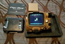 PIP-BOY 3000 BLIETOOTH EDITION COMPLETE WORKS PERFECT BONUS PICTOGRAPHS