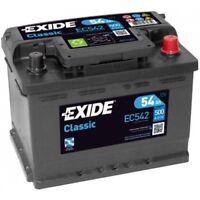 EXIDE Starter Battery CLASSIC * EC542