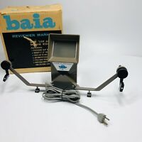 "Baia Reviewer Mark II 8mm ""Live action"" movie editor - WORKS (BB)"