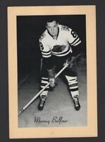 1944-63 Beehive Group II Chicago Blackhawks Photos #78 Murray Balfour