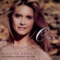 BACK TO BASICS CD OLIVIA NEWTON-JOHN NEW SEALED