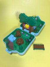 RARE Tomy Pokemon House FOREST ADVENTURE Mini Playset Polly Pocket F12