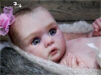 Studio-Doll Baby  Reborn  Girl BIRDY by ALICIA TONER  limit.edit.