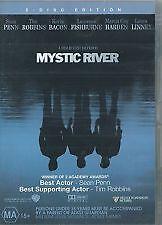Mystic River (DVD, 2013, 2-Disc Set)**R4**Sean Penn*Kevin Bacon*VGC*