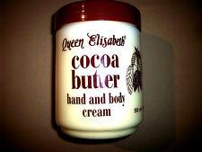 Queen Elisabeth cocoabutter cream Kakaobutter creme €6,99 /500 ml (€1,40 100ml)