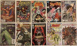 10 Comics Superman JLA Sidekick Magnus Sleepwalker Batman Avengers and More