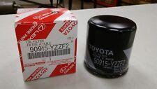 Ten (10)  90915-YZZF2 Genuine Toyota Oil Filters Corolla/Yaris