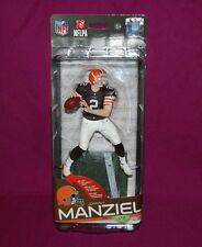 CLEVELAND BROWNS JOHNNY MANZIEL #2 NFL SERIES 35 ACTION FIGURES