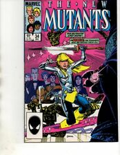 The New Mutants #34 (MARVEL 1985)- MOVIE COMING-VF+