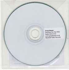 (EG786) Grass House, And Now For The Wild - 2013 DJ CD