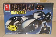 Sealed Amt Ertl Batman Batmobile Model Kit #6877 1989 1/25 scale Nisb
