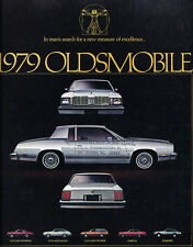75 1975 Oldsmobile Cutlass//Supreme//Salon//Cruiser//Vista owners manual ORIGINAL