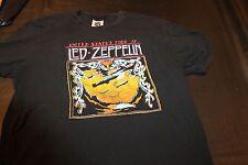 Led Zeppelin United States 1977 Tour Tee T-Shirt Mens Large