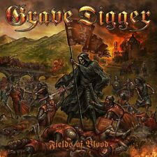 Grave Digger - Fields Of Blood CD ALBUM NEW (29TH MAY)