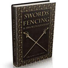 Fencing Swords & Swordsmanship 31 RARE Books on DVD Broadsword Guards Katana