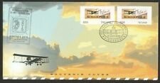 SINGAPORE 2019 100 YEARS OF FIRST AIRMAIL POSTAGE LABEL MACHINE NO. S059 COVER