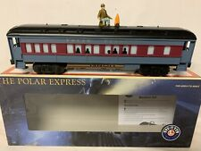 ✅Lionel The Polar Express Dissapearing Hobo Add On Passenger Car For Set 6-35130