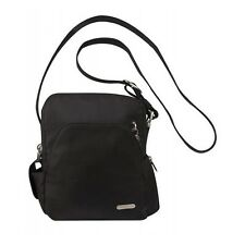 Anti Theft Travel Bag RFID Blocking Protection Cut Proof Strap Locking Zipper