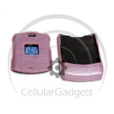 PREMIUM Pearl PURPLE Protective Case for Motorola RAZR V3 /V3c