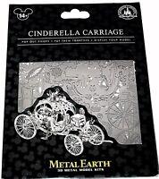 Disney Parks✿Metal Earth 3D Model Kit✿Princess Cinderella Pumpkin Carriage Coach