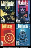 Morlocks 1 2 3 4 Marvel 2002 Complete Set Run Lot 1-4 VF/NM