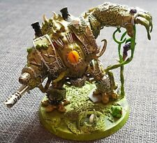 Chaos Space Marines Death Guard Helbrute Warhammer 40.000