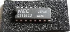 IC µPC UPC 1161C3 FM Stereo Decoder, 1 Stück NOS, NEC